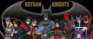 Gotham Knights by Roysovitch