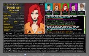 Oracle Files -Pamela Isley 1976-2005 by Roysovitch