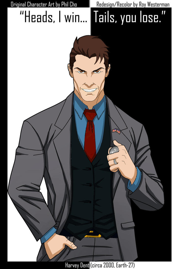 Harvey Dent (Earth-27) Character Mod by Roysovitch