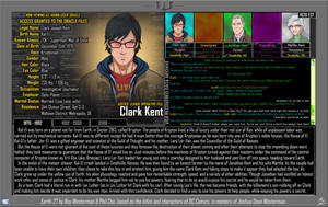 [Earth-27: Oracle Files] Clark Kent (1/3) by Roysovitch