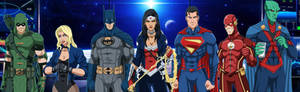 Justice- Earth-27 Style
