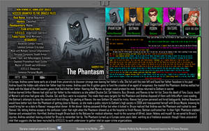 Oracle Files - Phantasm by Roysovitch