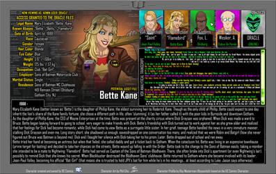 Oracle Files - Bette Kane