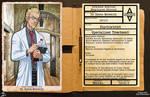 Arkham Employee File - Byron Meredith by Roysovitch