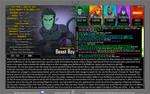 Oracle Files - Beast Boy