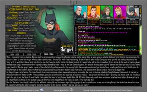 Barbara Gordon - Page 3 of 4 - Batgirl by Roysovitch