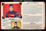 Waller's Journal - Superman by Roysovitch