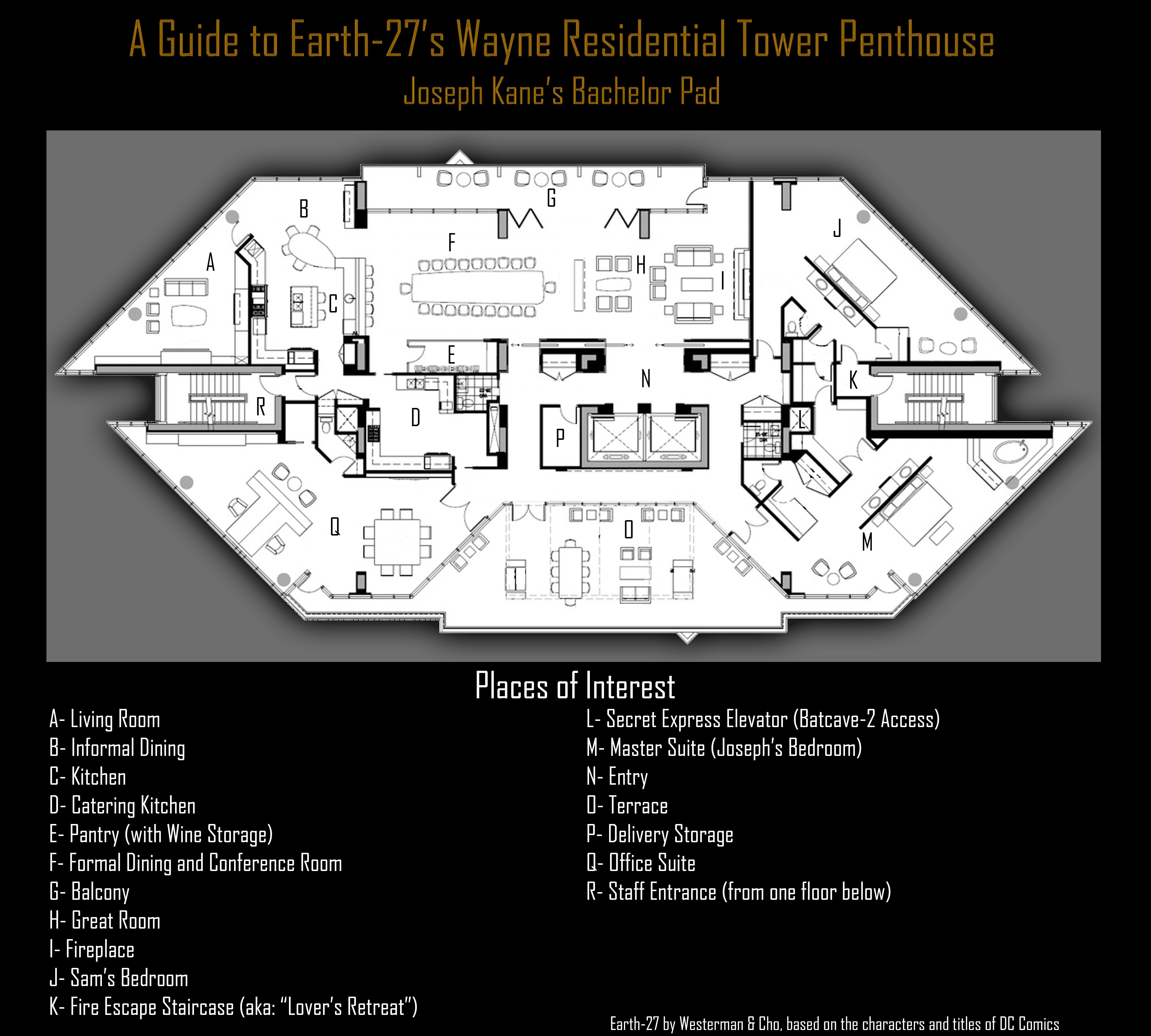 Earth 27 Living Joseph Kane S Penthouse By Roysovitch On Deviantart