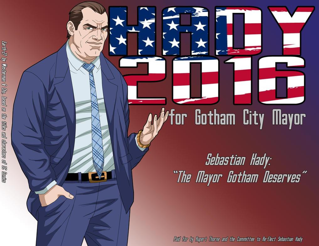 Elect Hady by Roysovitch