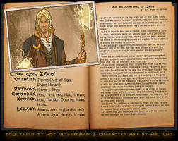 An Accounting of Zeus by Roysovitch