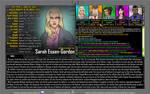 (Earth-27: Oracle Files) Sarah Essen-Gordon