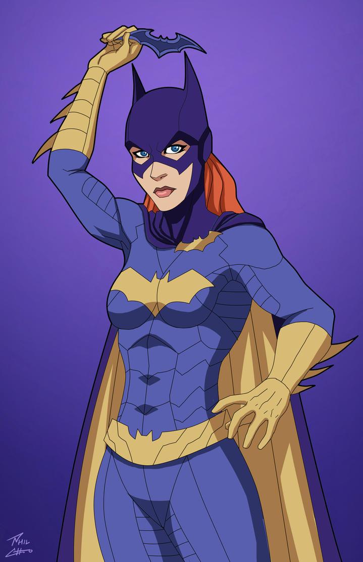 Earth-27 Batgirl [Callback] by Roysovitch