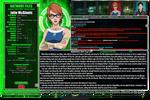 [Earth-27: Batwave Files] Julie McGinnis