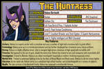 [Earth-27: Meet the Cast] The Huntress