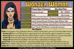 [Earth-27: Meet the Cast] Wonder Woman