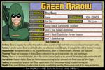 [Earth-27: Meet the Cast] Green Arrow