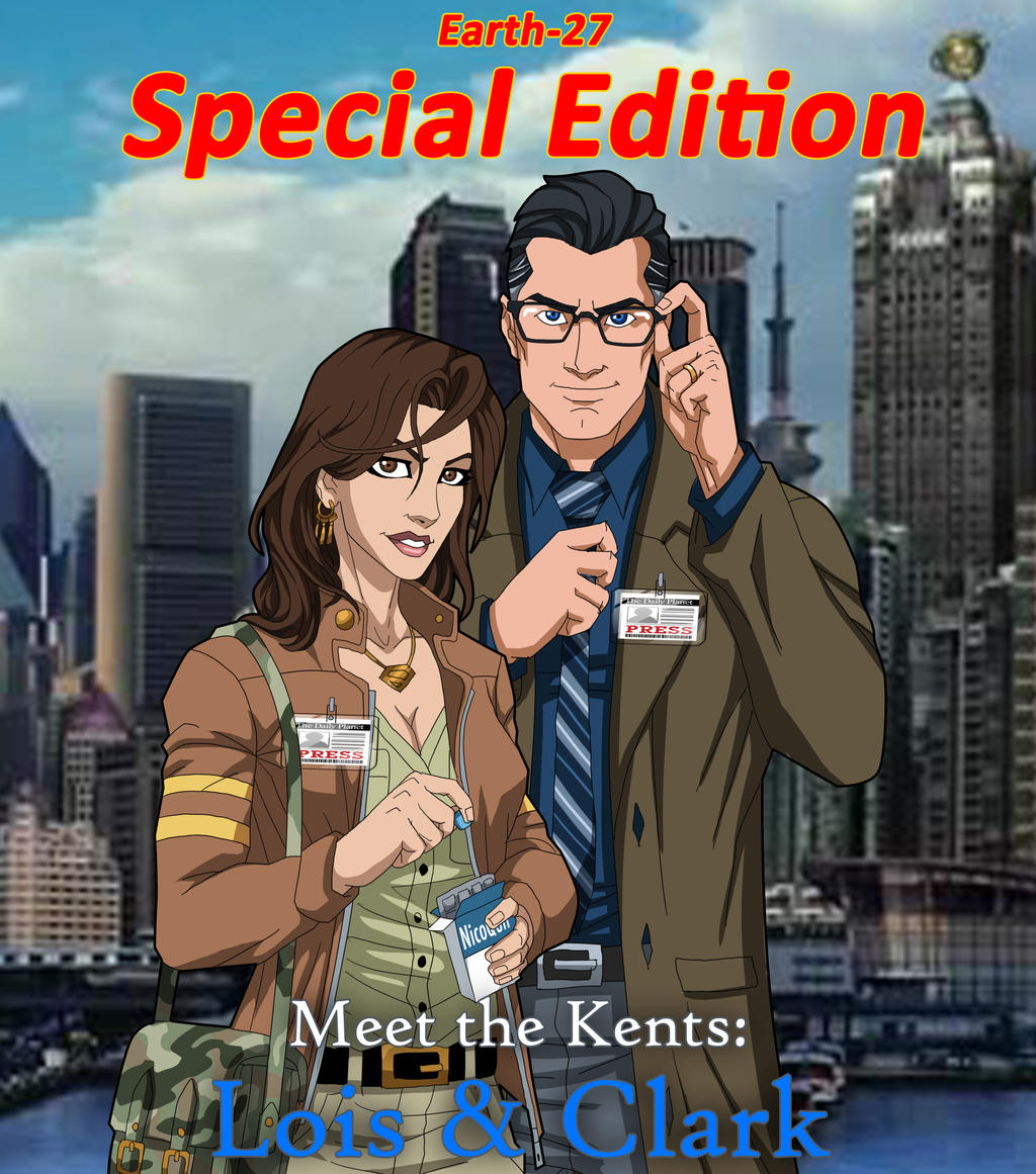 clark and lois first meet