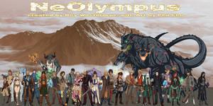 (NeOlympus) The Cast (... so far)