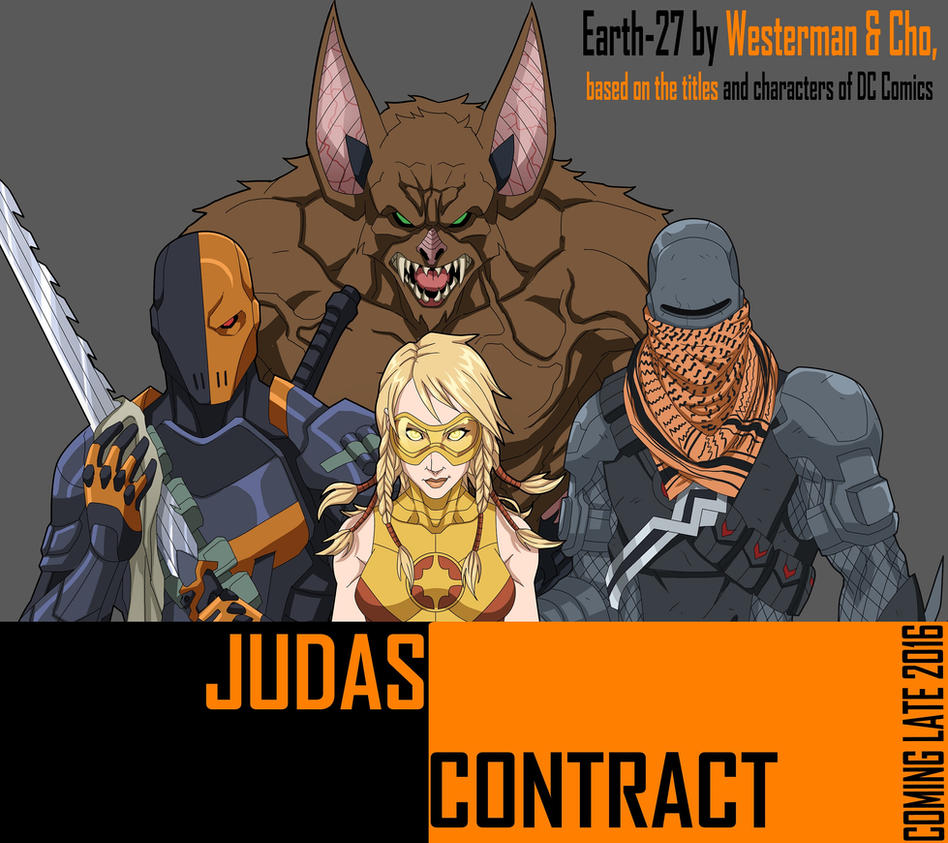 (Earth-27) Judas Contract by Roysovitch