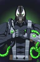 Bane: Omega Mode by Roysovitch