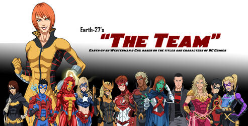 [Earth-27 Rosters] The Team