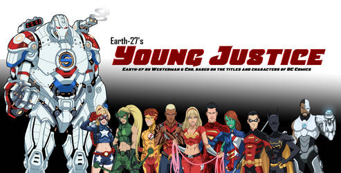 [Earth-27 Rosters] Young Justice