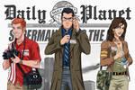 Earth-27's Best News Team