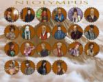 Gods of NeOlympus