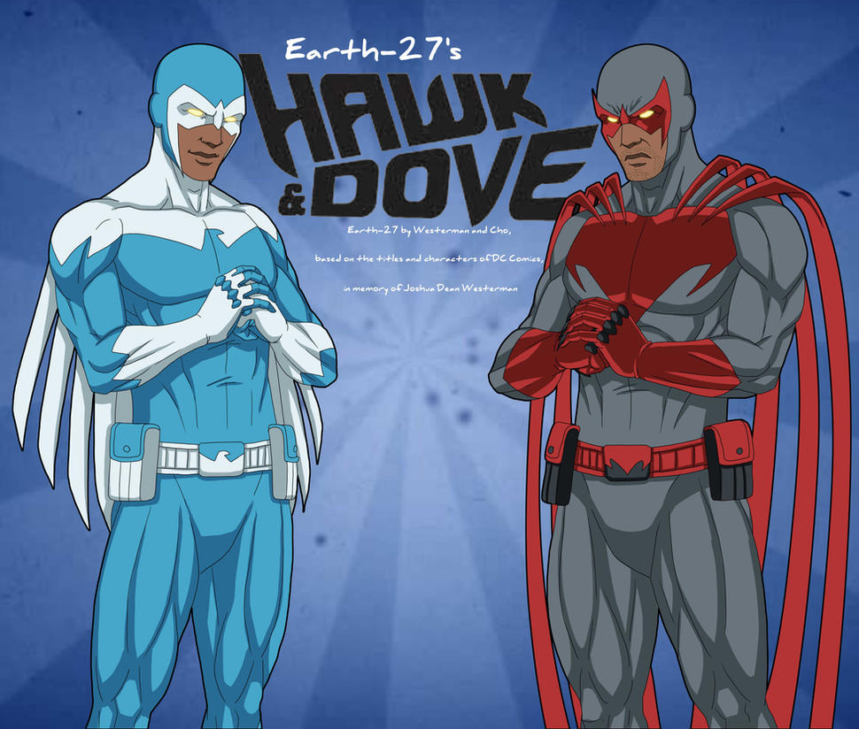earth 27 rosters the original hawk and dove by. Black Bedroom Furniture Sets. Home Design Ideas