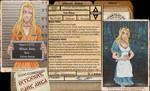 Arkham Files - Alice by Roysovitch