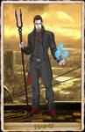 NeOlympus Card - Hades