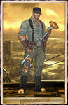 NeOlympus Card - Hephaestus