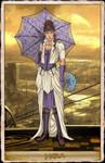 NeOlympus Card - Hera