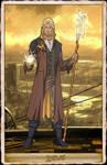 NeOlympus Card - Zeus
