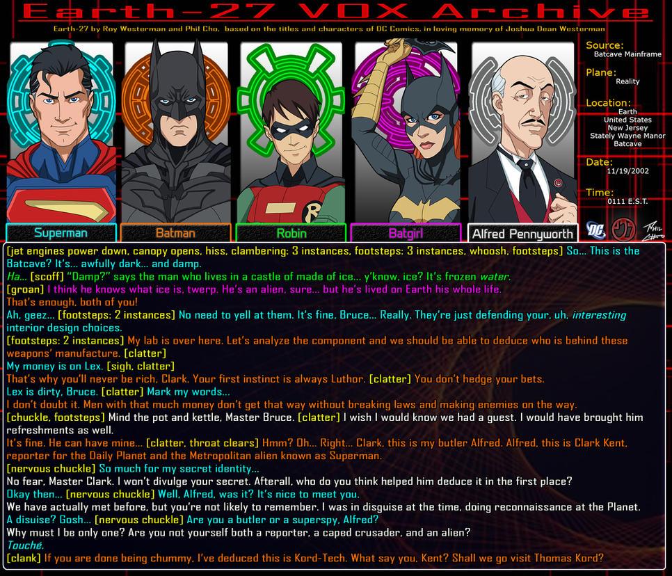 E27VOXA - Bruce Wayne 3 by Roysovitch