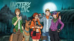 [Earth-27 Rosters] Mystery Incorporated