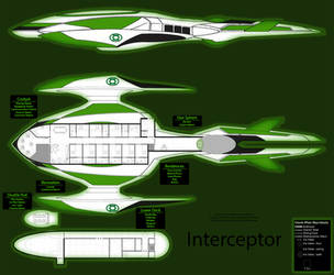[Earth-27 Living] Interceptor by Roysovitch