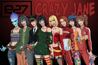 [E27] Crazy Jane by Roysovitch