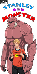 [Earth-27 Rosters] Stanley and his Monster by Roysovitch