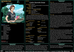 Network Files - Caitlin Snow 1
