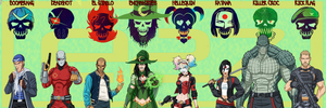 [Earth-27 Rosters] Suicide Squad