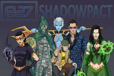 [Earth-27] Shadowpact by Roysovitch