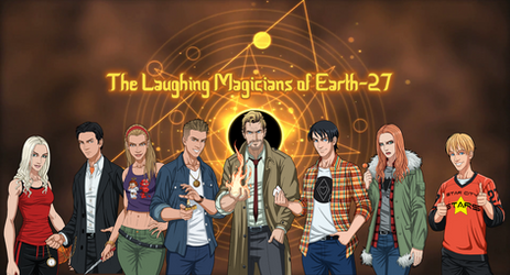[Earth-27 Rosters] Laughing Magicians