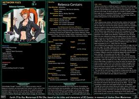 Network Files - Rebecca Carstairs 1