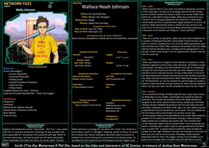 Network Files - Wally Johnson