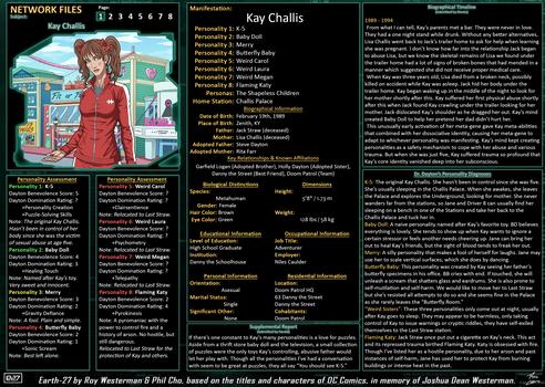 Network Files - Kay Challis 1