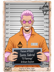 Arkham Intake - Patient 76667 G. Santo