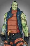 E27 Adam Frankenstein