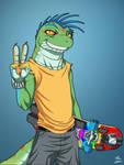 Mondo Gecko (Earth-27)