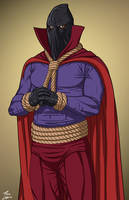 Hooded Justice [Earth-27] variant